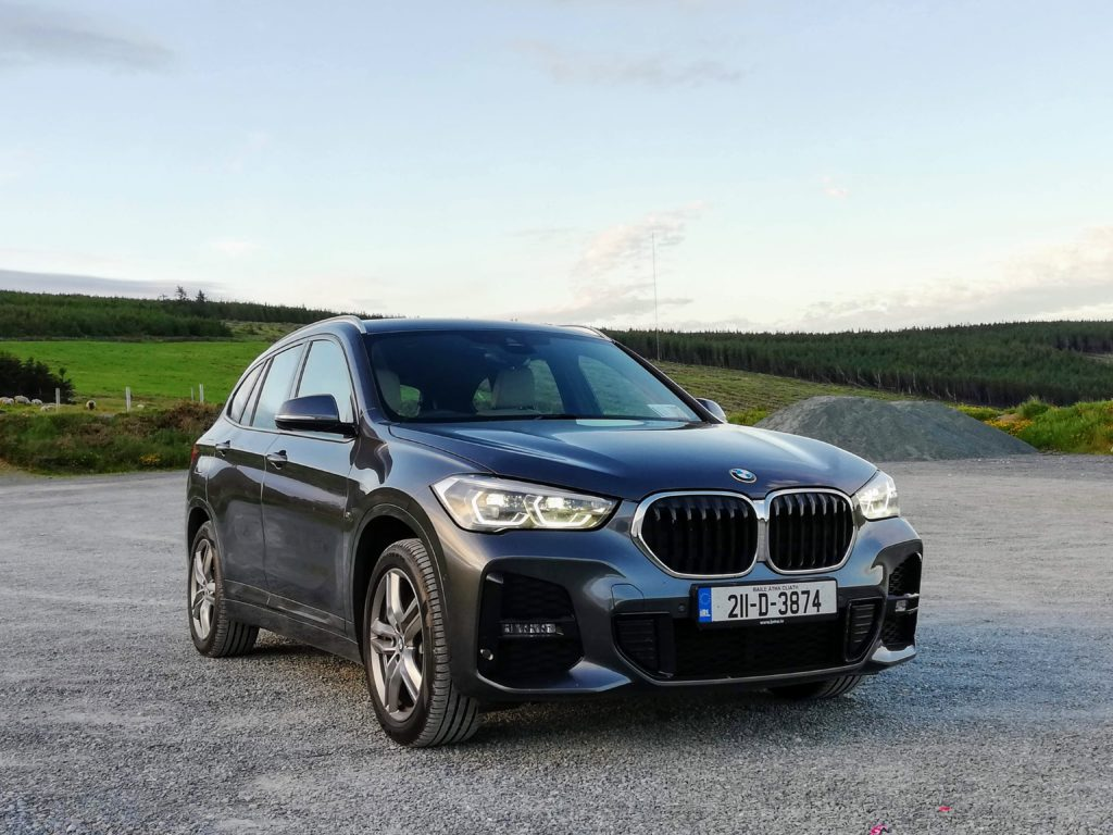 The BMW X1 xDrive25e on test for Changing Lanes!