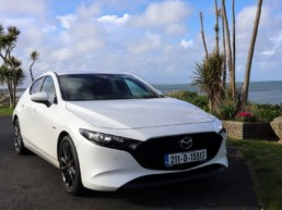 The new Mazda3 100th Anniversary on test for Changing Lanes!