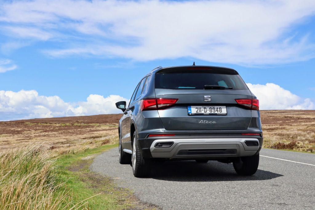 SEAT Ateca: Simple, practical and efficient