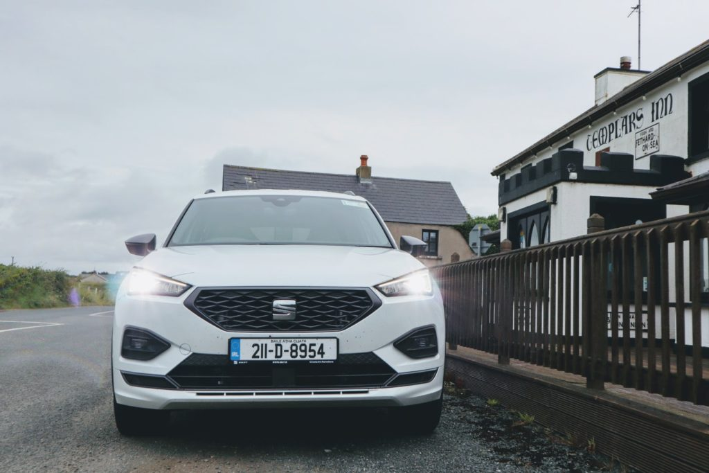 The Tarraco is available with petrol and diesel engines with a plug-in hybrid to join the range shortly