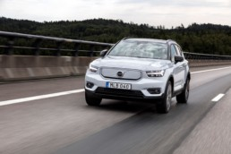 The new Volvo XC40 Recharge is available to order in Ireland now!