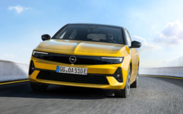 The new Opel Astra will go on sale in Ireland in early 2022