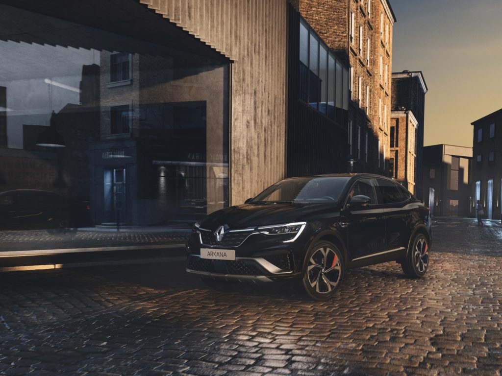 The Renault Arkana is available to order now in Ireland!