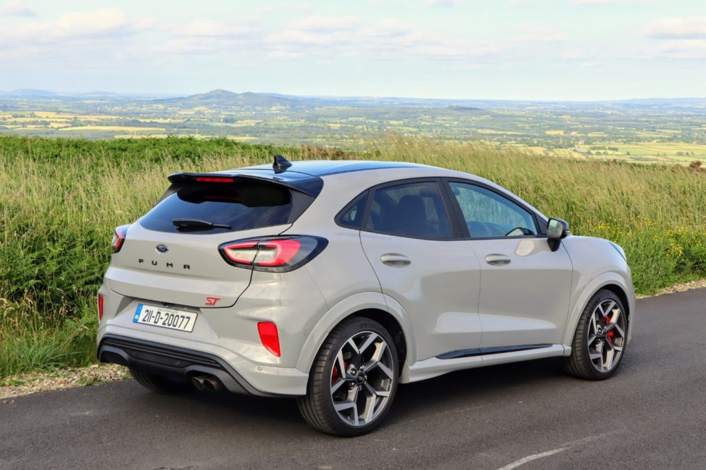 The 2021 Ford Puma ST is on sale now