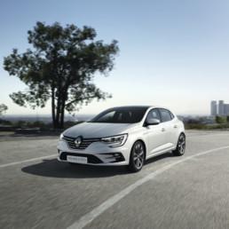 The new Renault Megane Hatchback E-TECH Hybrid!