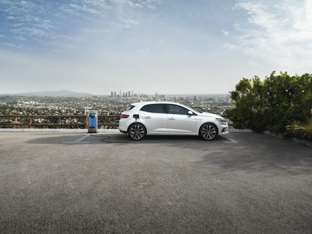 The Megane Hatch E-TECH Plug-in hybrid is on sale now from €32,240