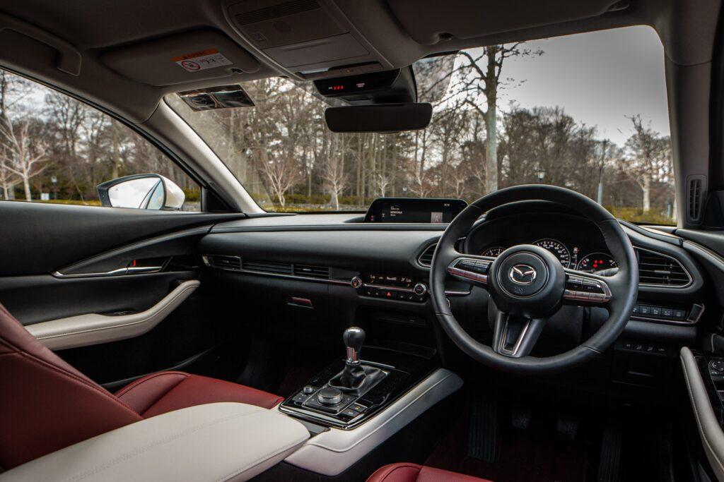 Inside the Mazda CX-30 100th Anniversary edition