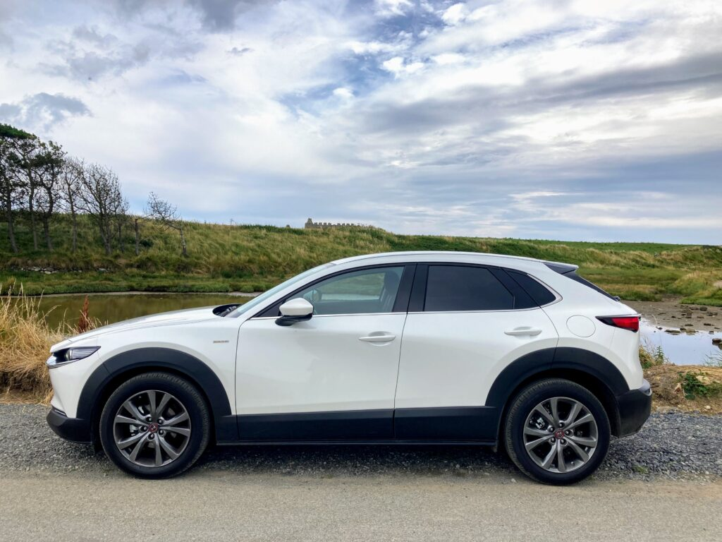 The CX-30 is a stylish and refined compact SUV for the Irish market