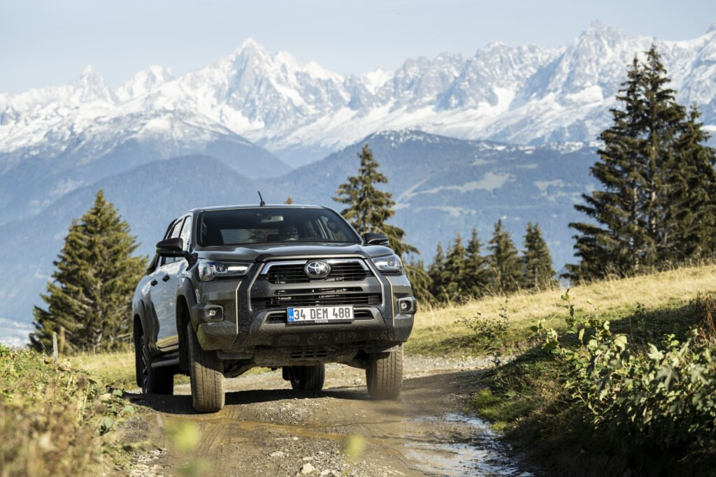 The Hilux is the world's favourite pick-up