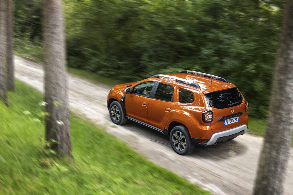The latest Duster available from €19,990