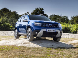 The 2021 Dacia Duster now on sale in Ireland