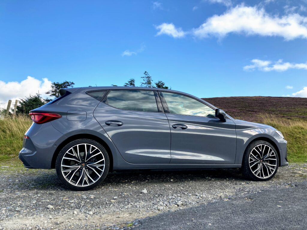 CUPRA Leon on sale in Ireland priced from €46,210