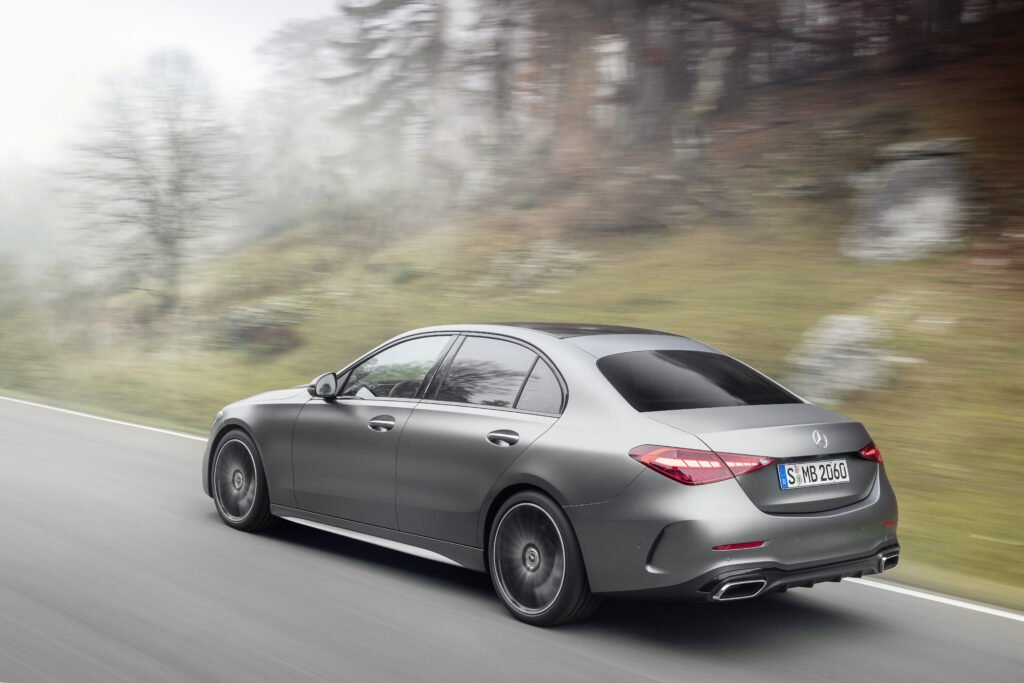 Over 11 million units of the C-Class have been sold since it first launched