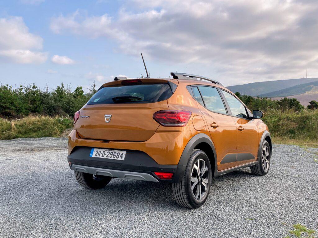 The Dacia Sandero Stepway - surprise hit of the year