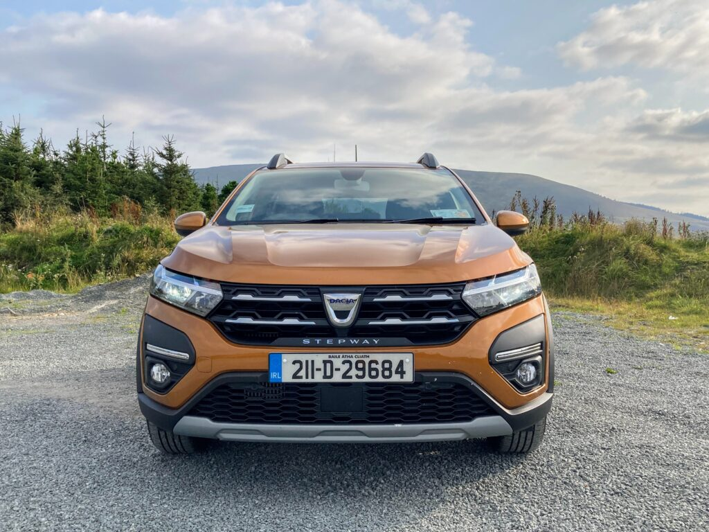 The Dacia Sandero Stepway goes on sale priced from €15,990 in Ireland