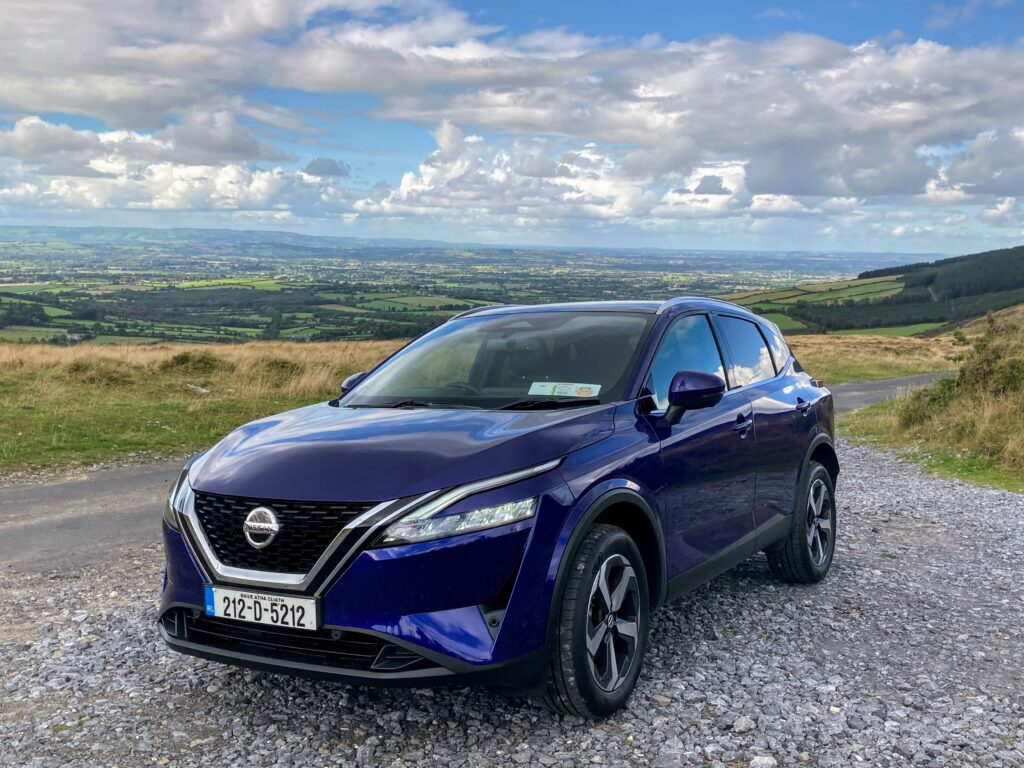 The new Nissan Qashqai is available from €30,500